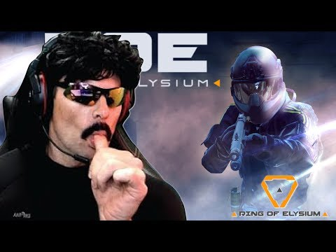 DrDisRespect Playing Ring of Elysium (ROE) for the First Time ! (9/26/18) (1080p60)