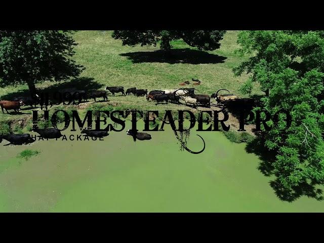 Homesteader Pro Package