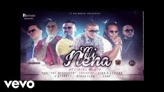 Xavi The Destroyer - Mi Nena Remix (Audio) ft. Zion & Lennox, Ñengo Flow & Syko