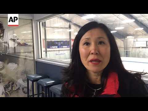 A South Korea Homecoming For Michigan Skating Coach Kim Muir