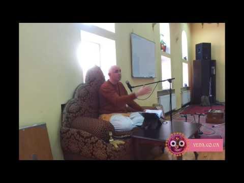 Шримад Бхагаватам 1.9.17-18 - Адикави прабху