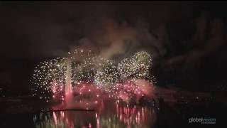Grand feu d'artifice de Genève 2016  - DRONE / UAV
