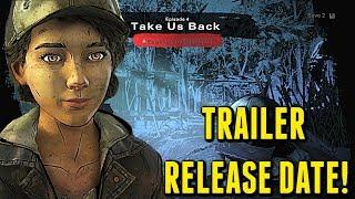 """The Walking Dead:Season 4 Episode 4 """"Take Us Back"""" TRAILER Release date  - The Final Season"""