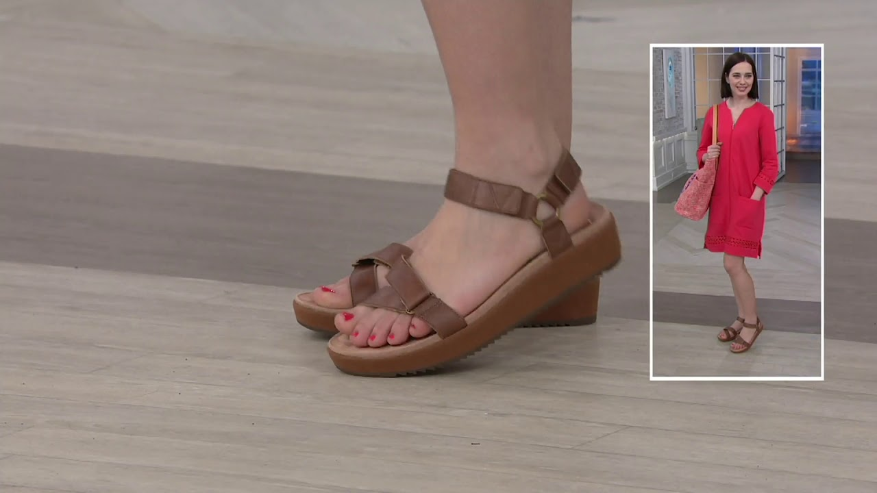 Vionic Womens Kayan Sandal