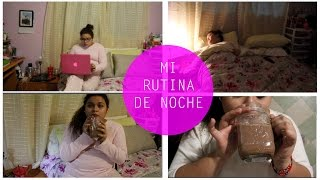 MI RUTINA DE NOCHE|| MY WINTER NIGHT ROUTINE 2014 Thumbnail
