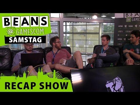 gamescom 2015   Recap Show: Quantum Break, Total War: Warhammer, Nintendo   08.08.2015