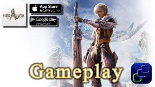 Mobius Final Fantasy iOS Gameplay Walkthrough