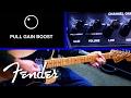 Capture de la vidéo Fender Machete Amp Special Features Demo | Fender