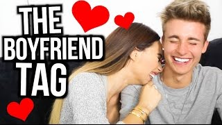 The Boyfriend Tag! | Mylifeaseva and WeeklyChris