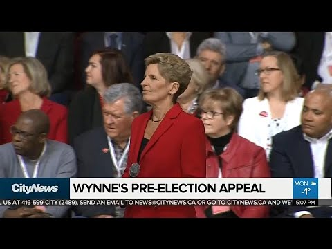Will throne speech promises be enough to save Wynne?