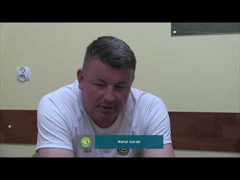 Elana Toruń - KKS 1925 Kalisz 2:0 / WYPOWIEDZI / III liga gr. 2 [22.04.2018]