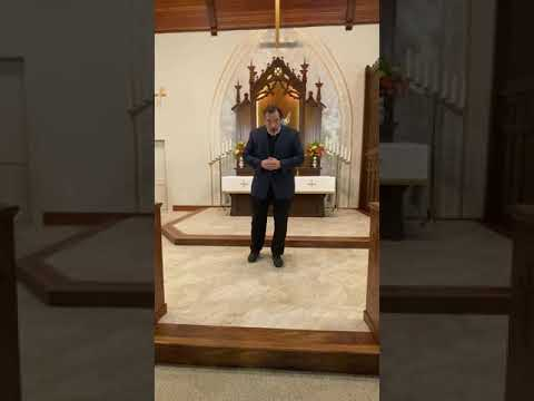 Altamont Lutheran Interparish School Chapel April 15, 2020