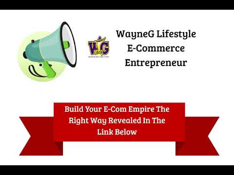 Wayneg Lifestyle E com Entrepreneur Business How To Make Money And Run It Successfully Finland