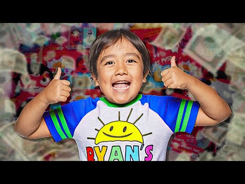 The Exploitation of Ryan ToysReview (Ryan's World)