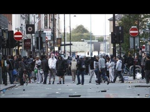 Manchester Rangers Fans Football Riots UEFA Cup Finals 2008