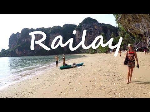 Krabi, Thailand: One Day on Railay Beach
