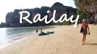 One Day in KRABI, THAILAND: Visiting Railay Beach