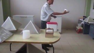 Exposicion de Energia Piramidal UNPRG