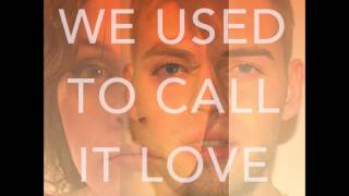 Phil Allans - We used to call it love