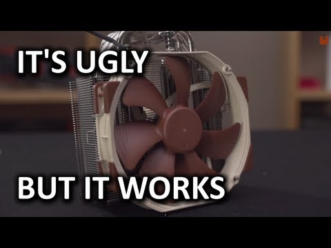 Noctua NH-U14S CPU Cooler Unboxing & Review