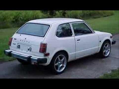 Honda Civic Old