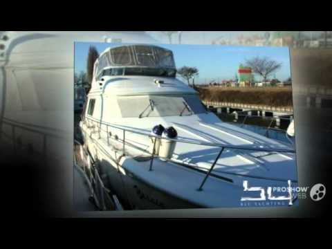 Sea Ray 550 Sedan Bridge Power boat, Flybridge Yacht Year - 1993
