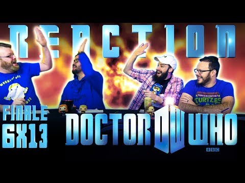 Doctor Who 6x13 REACTION!!