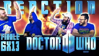 "Doctor Who 6x13 REACTION!! ""The Wedding of River Song"""