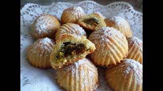 Best Pistachio Cookies recipe - Ma'amoul Recipe