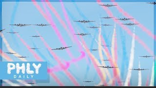 BIGGEST BOMBER Formation Ever? 50+ B-17 Flying Fortress (War Thunder Bomber Gameplay)