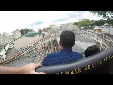Dragon Coaster Rye Playland