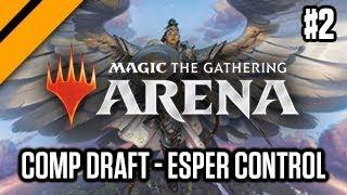 Dominaria Competitive Draft - Esper Control P2 (sponsored)