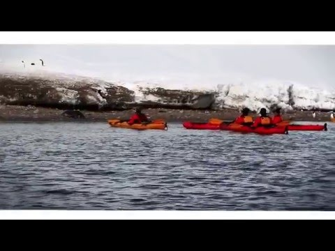Cruise Antarctica on the G Expedition