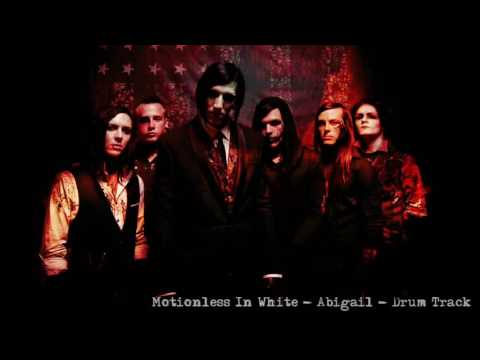 Drum Track - Abigail - Motionless in White [Remaster] w/Download link