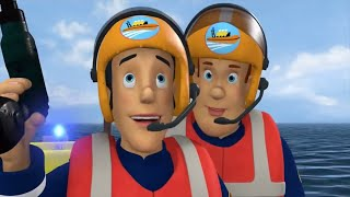 Fireman Sam US 🔥Elvis Best Bits Compilation | Ocean Rescue  🚒 Kids Movie