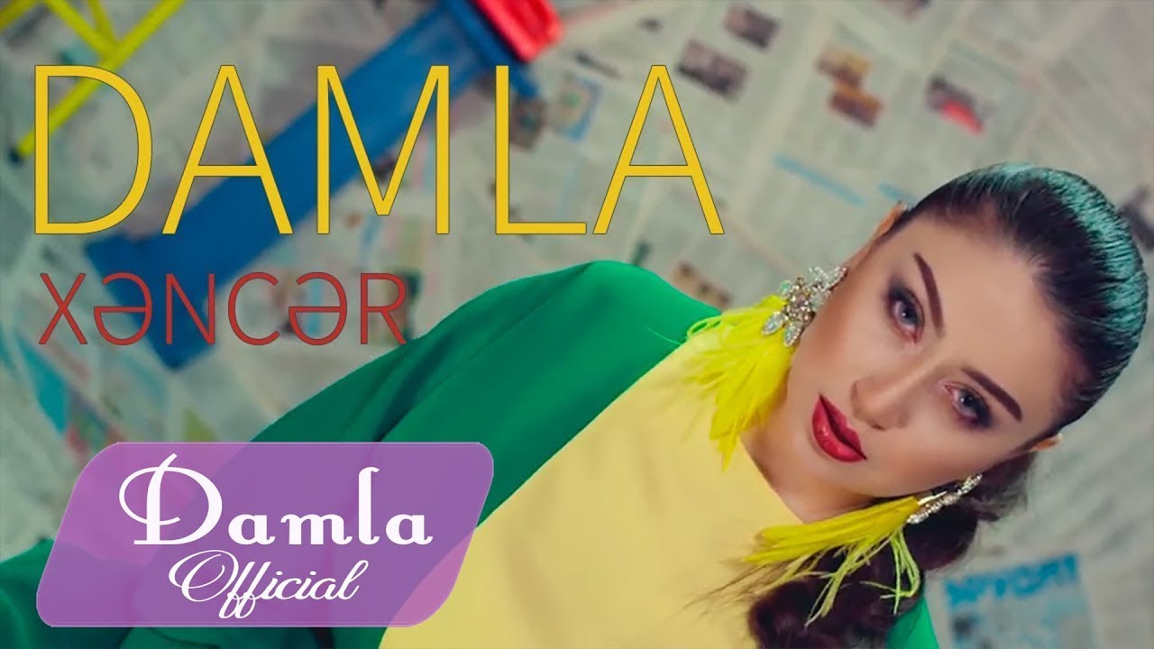Damla Xencer 2018 Official Music Video Youtube