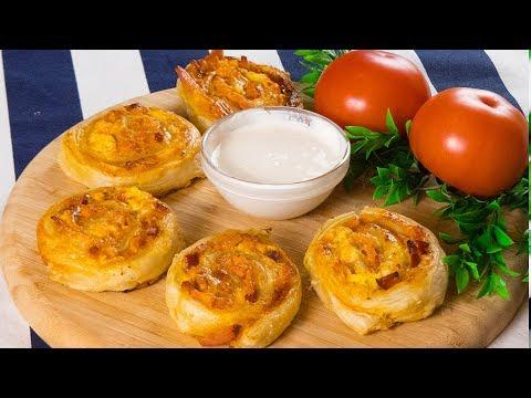 rouleaux-feuilletés-au-pastrami-et-fromage---savoureux-et-nourrissant-!