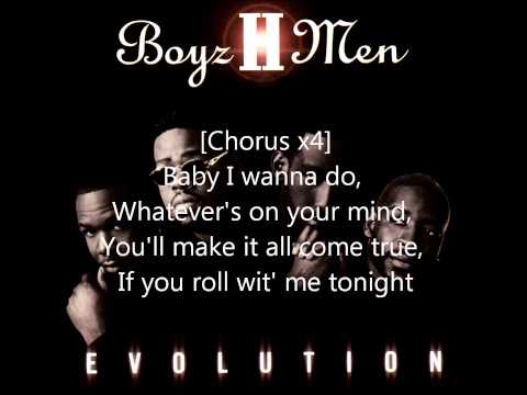 Boyz II Men - Roll wit' Me