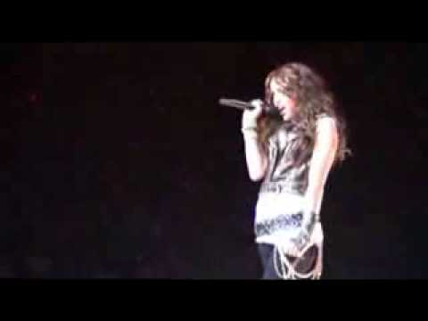 Miley Cyrus- Start All Over (LIVE) Awesome Quality!