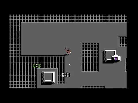 C64 Longplay: Terminal City (with original tape loader intro)