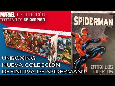 SPIDERMAN - La Colección Definitiva SALVAT - PRIMERA ENTREGA / UNBOXING!!!