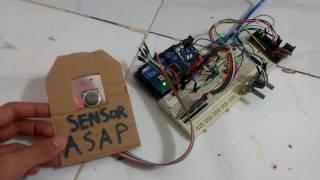 Cmo utilizar Sensor de Gas MQ2 - Arduino Tutorial -