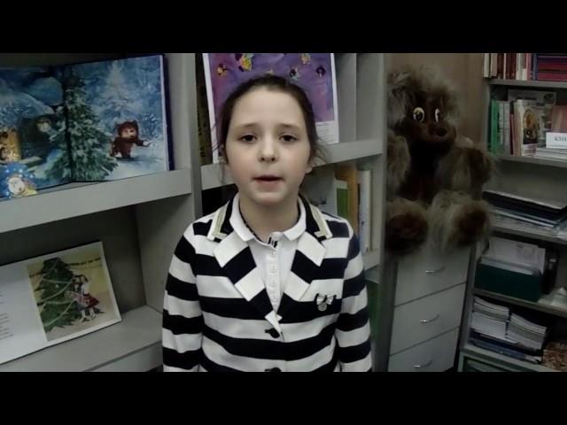 Изображение предпросмотра прочтения – АлександраКотельникова читает произведение «Зимний вечер» А.С.Пушкина