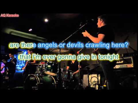 Angels or devils - Dishwalla (karaoke version)