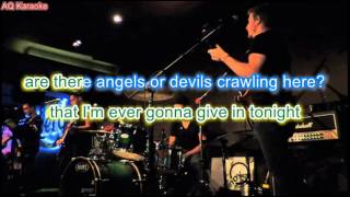 Angels or devils - Dishwalla (karaoke version)