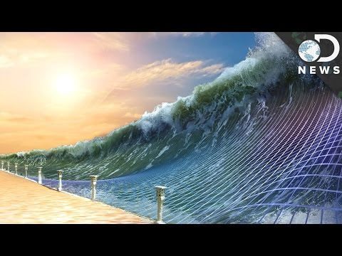 How The Biggest Waves In The World Are Formed