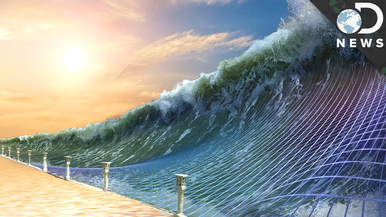 How The Biggest Waves In The World Are Formed Youtube