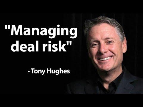 """""""Managing deal risk"""" - Tony Hughes (TALKING SALES 272)"""