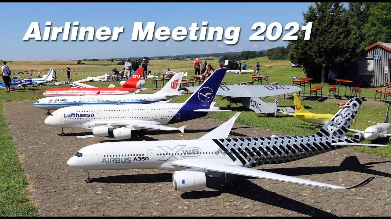 AIRLINER MEETING 2021 by Ramy RC