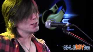 "The Goo Goo Dolls- ""Black Balloon"" Live Acoustic"